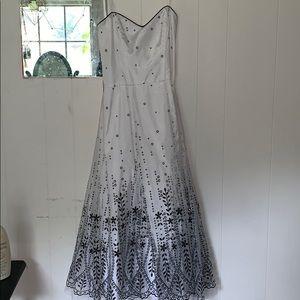 Dresses & Skirts - White prom dress